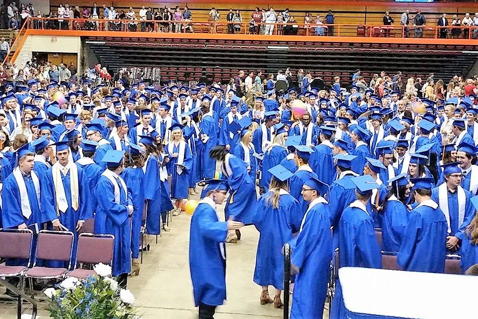 Stevens 2017 Graduation