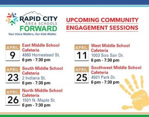 Community Engagement Dates