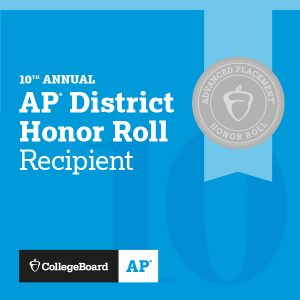 01661 065 AP Tenth Year Honor Roll Web Banner 600x600