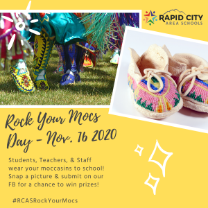 Edited Rock Your Mocs Day 2020