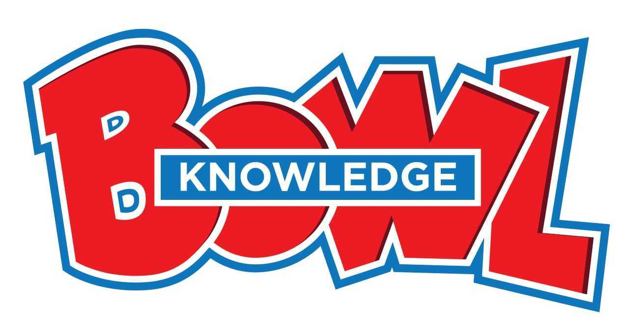 Knowledge bowl logo