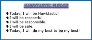 Hawktastic Pledge