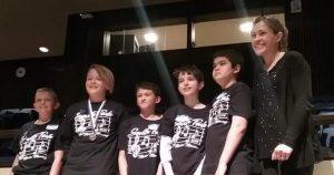 Music Memory 5th Grade with McNabb