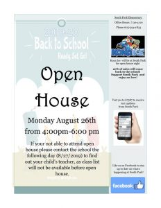 Open House FB Picture