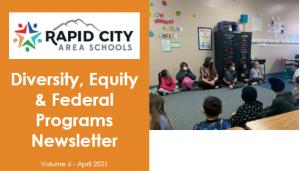 Diversity Equity & Federal Programs Newsletter