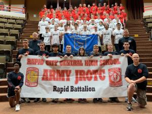 Central high school Rapid City SD 14 September 2019 JROTC Cadet challenge 2 (2)