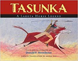 Tasunka cover