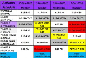 11 30 Activities