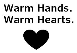 Warm hands warm hearts logo