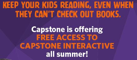 Capstone summer 2019 offer