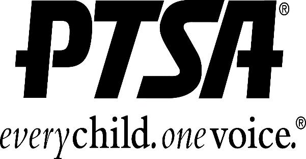 PTSA every child one voice logo