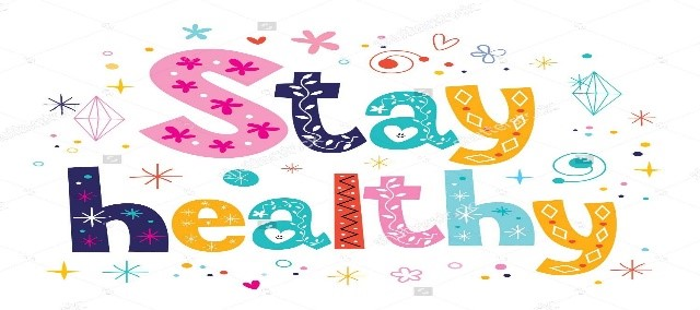 Stay healthy logo