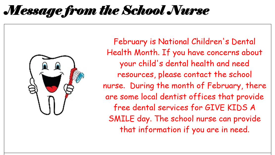 National children dental